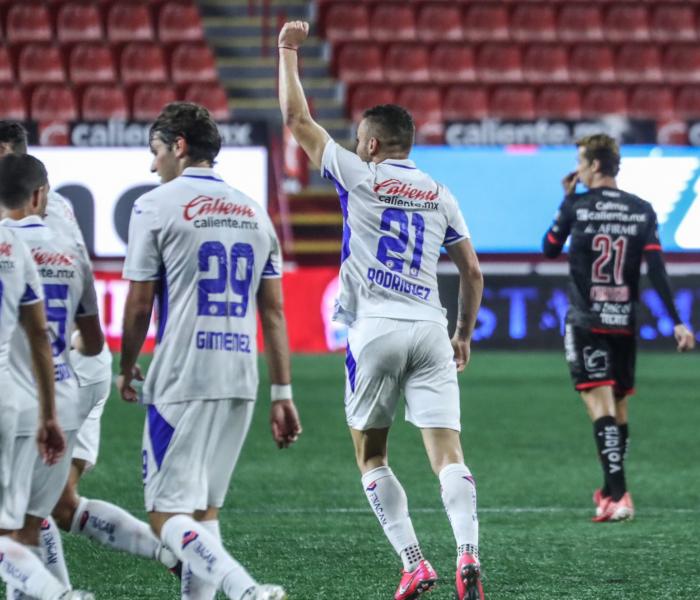 Cruz Azul volvió a ganar en el Estadio Caliente