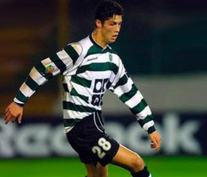 Academia del Sporting de Lisboa llevará el nombre de Cristiano