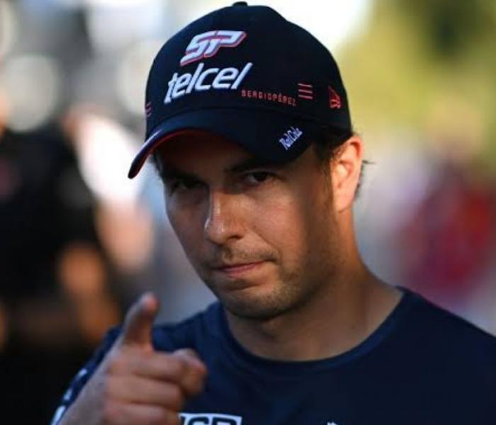 """Mi equipo me oculta cosas"" dice Sergio Pérez"