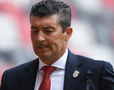 José Manuel de la Torre ya no es director del Toluca