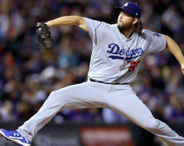 Sería espectacular… Este podría ser el año de Kershaw y los Dodgers