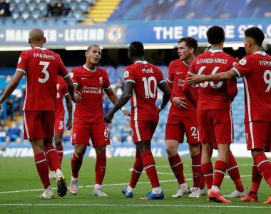 Con paso de campeón… Liverpool vence al Chelsea