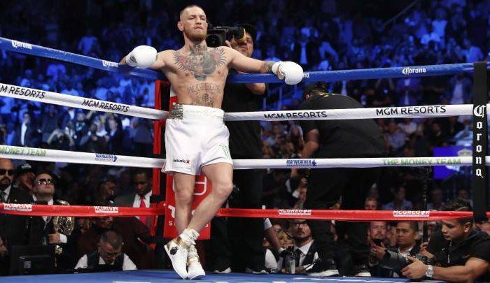 Ridículo… Conor McGregor va por Manny Pacquiao