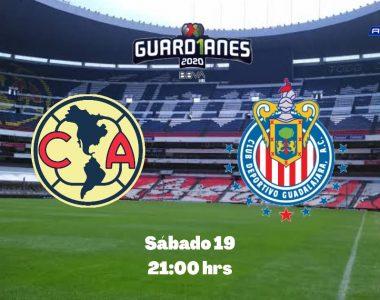 Guard1anes 2020: Minuto a Minutos América vs Chivas