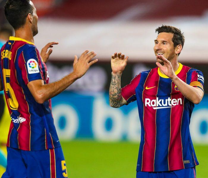 Después de la tempestad viene la calma… Gran debut goleador del Barça