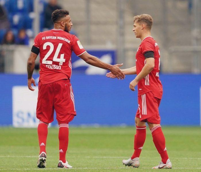 Se acabó la racha… El Hoffenheim goleó al Bayern Munich