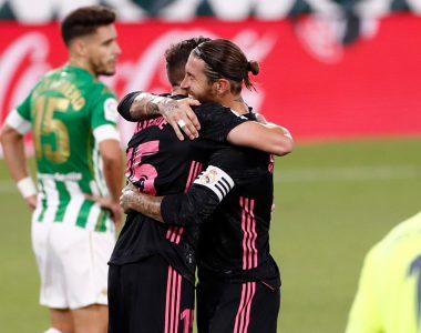 Remontada de campeón… El Madrid consigue su primera victoria