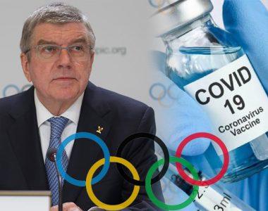 """Presidente del COI sostiene que las vacunas: """"no son la respuesta mágica"""""""