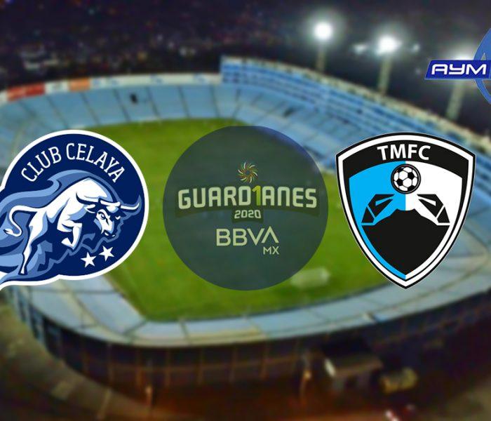 Liga BBVA Expansión Mx Celaya vs Tampico Madero FC Minuto a Minuto