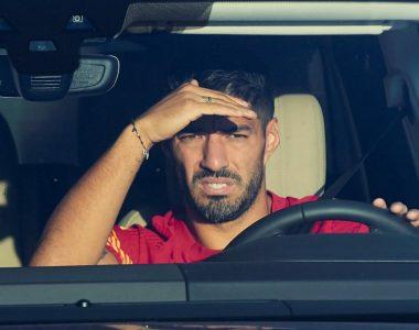 Y ahora ¿Qué vas a hacer?… Se cayó la llegada de Suárez a Italia