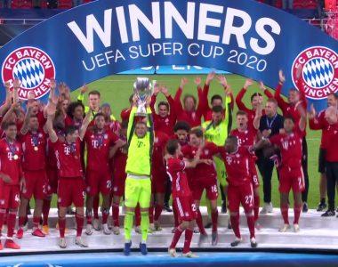 Supercopa bávara… El Bayern vence al Sevilla
