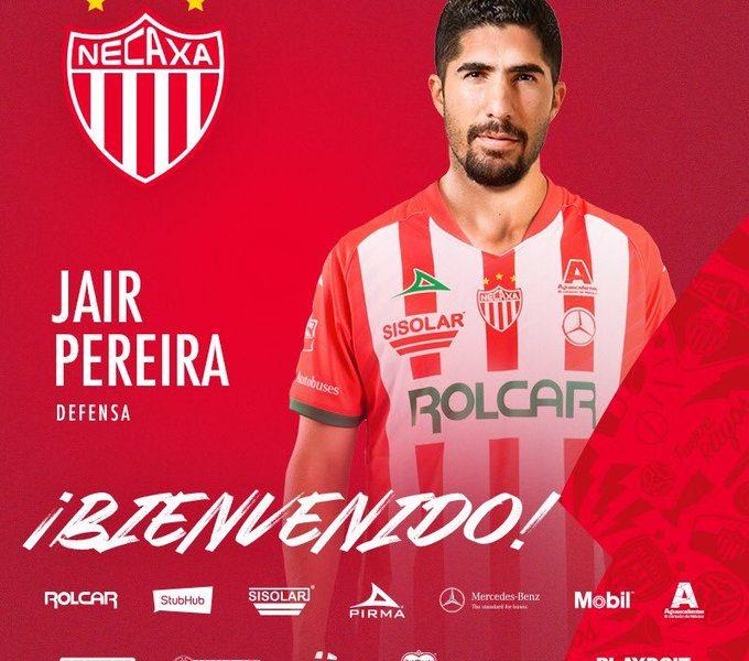 Jair Pereira ya es Rayo