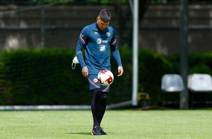 Nicolás Castillo está de regreso en Coapa