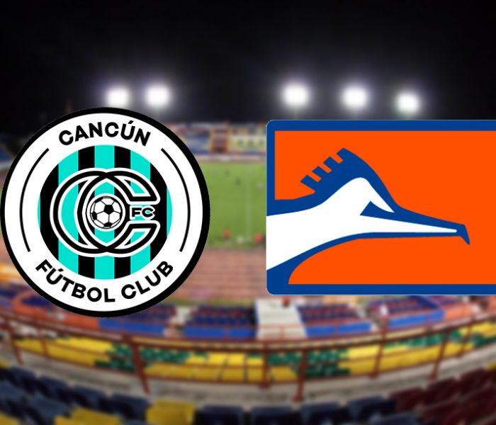 Liga de Expansión Mx Minuto a Minuto Cancún vs Tamaulipas