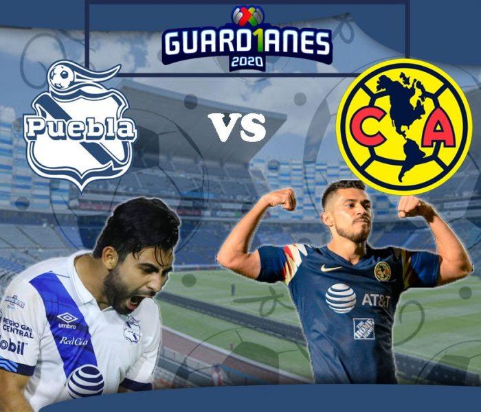Liga BBVA Mx Minuto a Minuto Puebla vs América