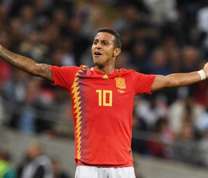 """""""Potencia, control y precisión"""" así definen a Thiago y Rodri"""