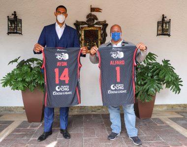 Otro que se regresa de Europa… Gustavo Ayón llega a Astros de Jalisco