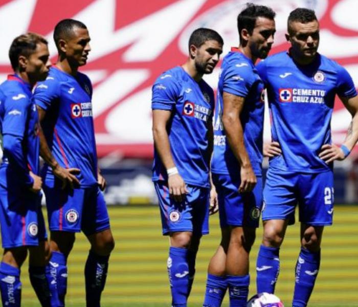 Tercera derrota dolorosa para Cruz Azul