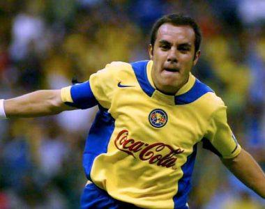"""América """"tiene mejores futbolistas que Chivas"""": Cuauhtémoc"""