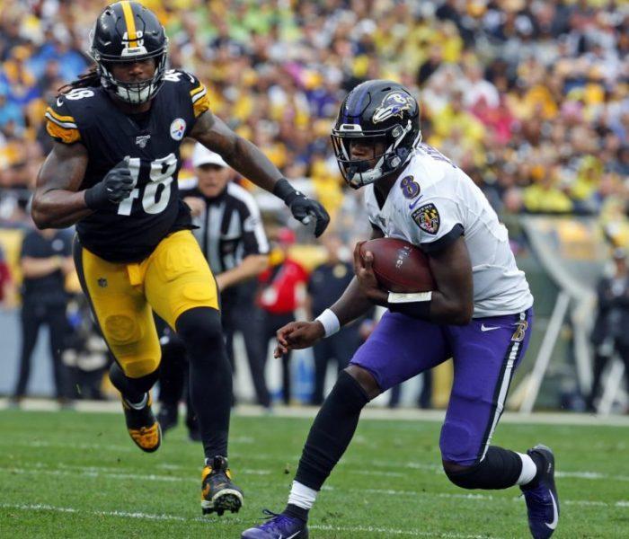 NFL: Posponen partido Steelers vs Ravens por casos de Covid-19