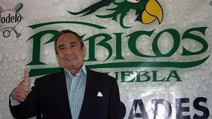 Muere Rafael Moreno, ex propietario de pericos por Covid-19