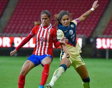 América Femenil se lleva el clásico en Cuartos de Final