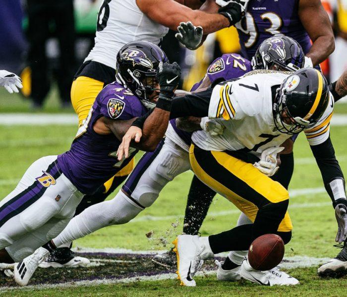Steelers y Ravens posponen su encuentro por tercera ocasión