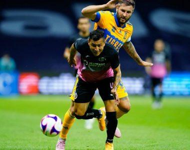 Cruz Azul gana como visitante ante Tigres
