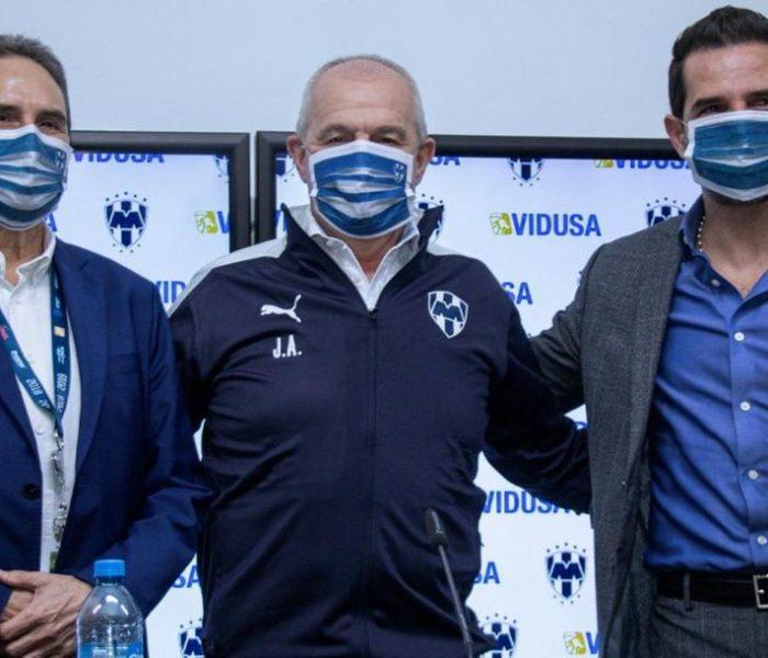 """""""Monterrey es un equipo ganador, estoy preparado para este proyecto"""": Javier Aguirre"""
