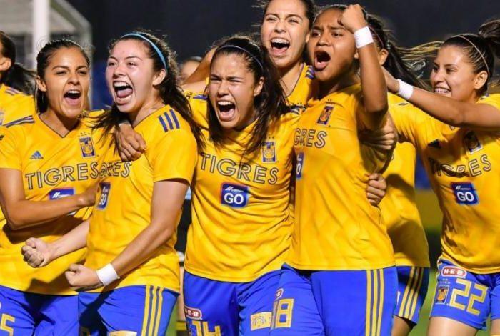 Tigres Femenil vence a Rayadas en la Final de ida