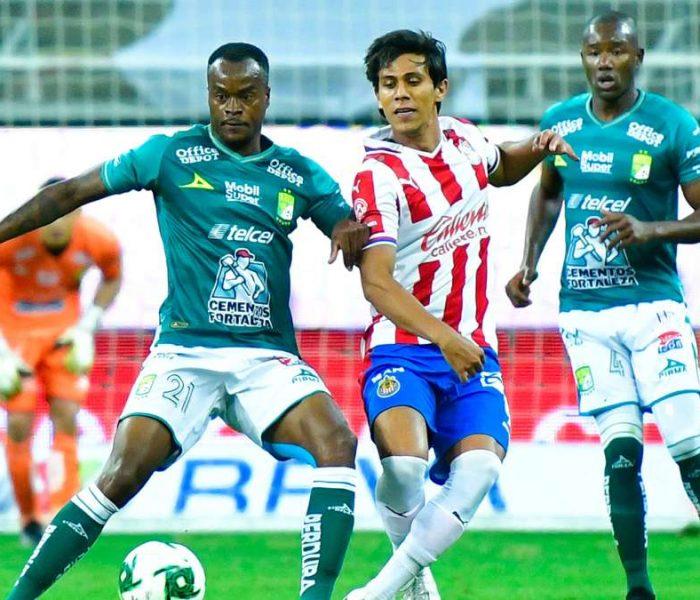 Liga Mx: Chivas y León empatan la ida de semifinales