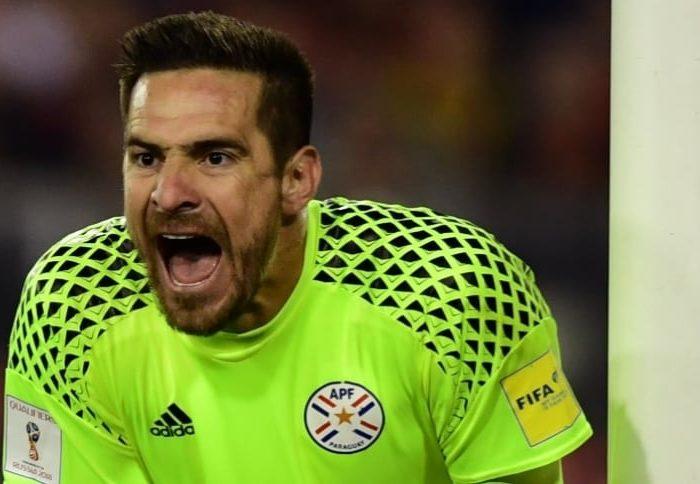 Puebla ficha al paraguayo Anthony Silva