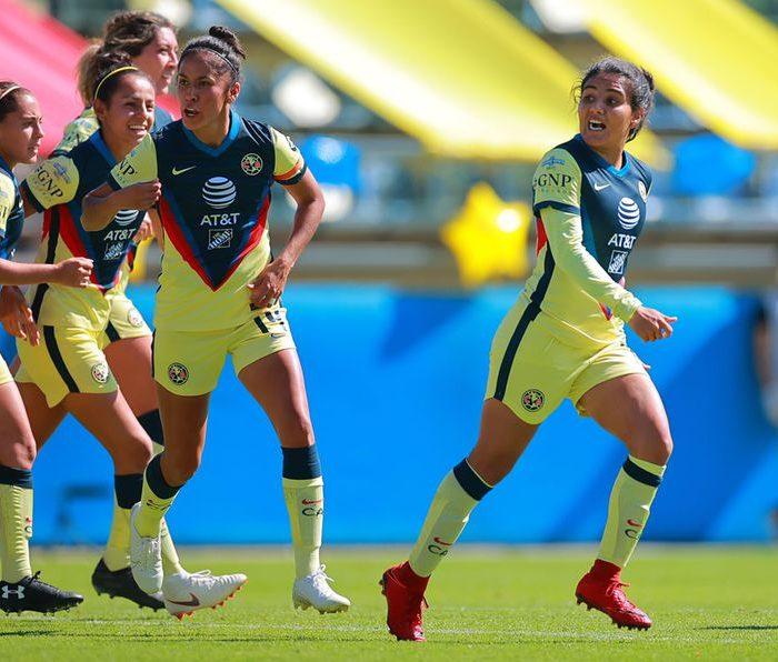 América femenil avanza a semifinal tras vencer a Chivas