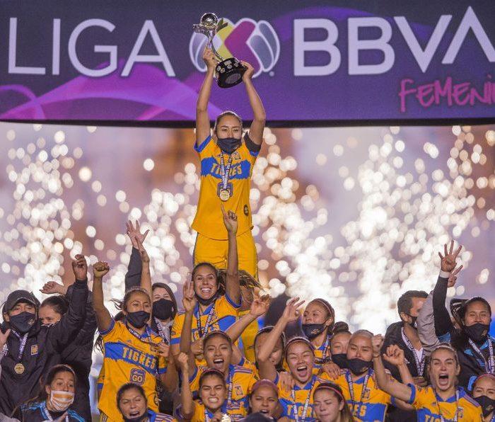 Tigres femenil gana su tercer título