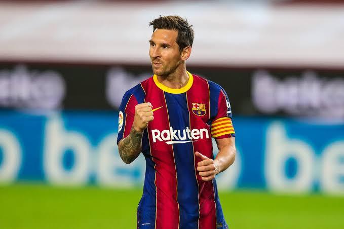 Messi iguala la marca de Pelé