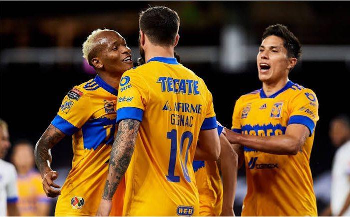 Tigres en la Final de la Concachampions