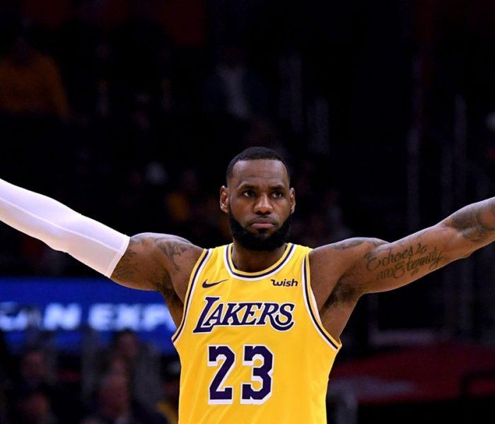 NBA: Por dos temporadas más, LeBron con Lakers