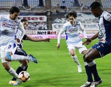 Cruz Azul consigue ganar encuentro del Guardianes 2021