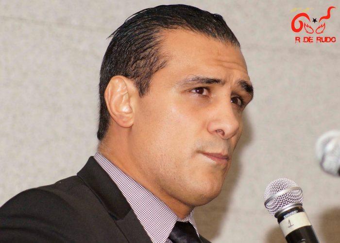 """¿Cuánto vale tu carrera?"""": El chantaje que encaró Alberto del Río"""