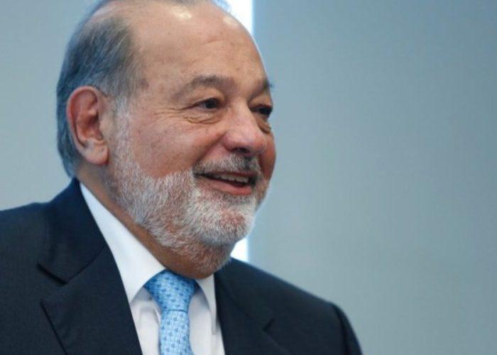 Carlos Slim da positivo a Covid-19