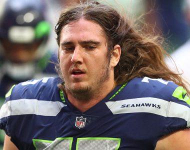 Chad Wheeler, jugador de la NFL fue arrestado por agresión a su novia