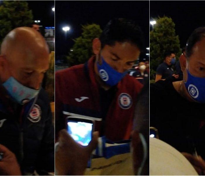 Cruz Azul pide a aficionados no acudir a lugares de concentración del equipo