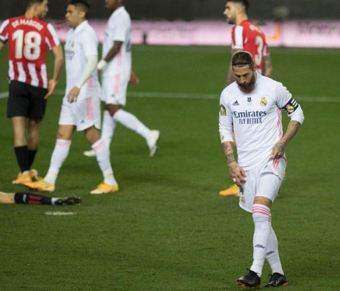 Real Madrid, eliminado de la Supercopa de España