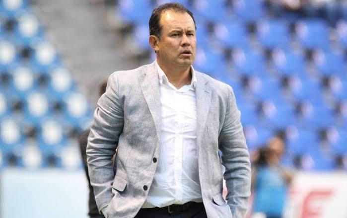 Juan Reynoso habría sido elegido como DT de Cruz Azul