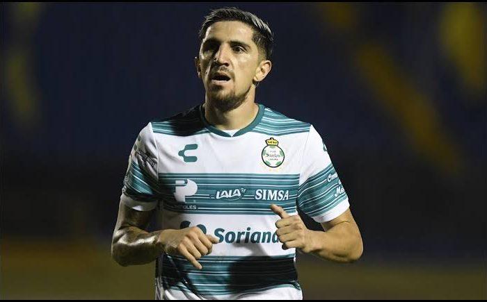 Diego Valdés será baja de Santos
