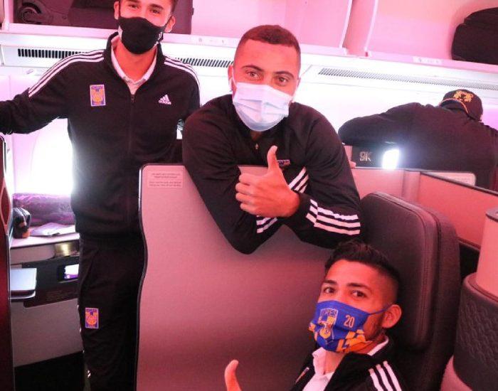 Tigres viajó a Qatar con dos jugadores menos por Covid-19