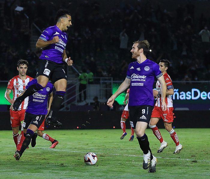 Mazatlán FC derrota a Necaxa en el Kraken