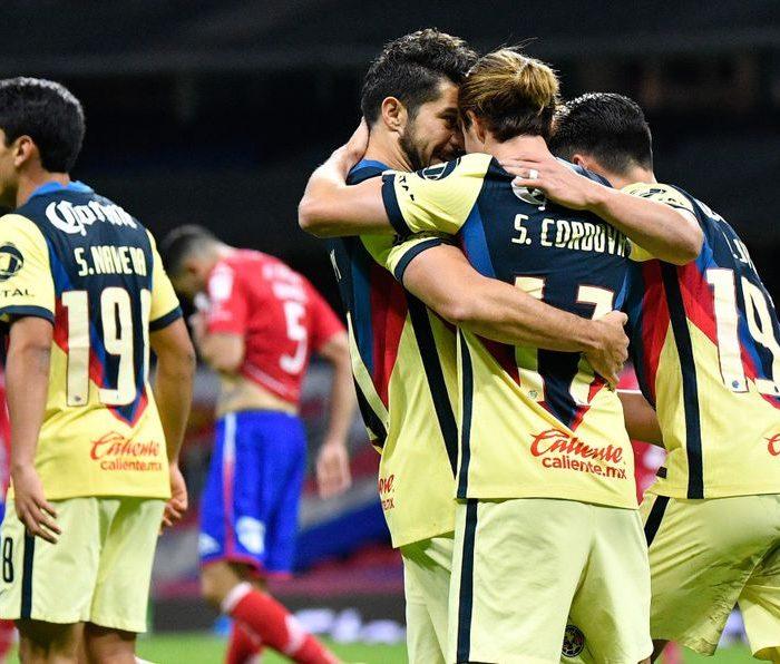 Dos jugadores del América presentan síntomas de Covid-19 tras partido con Rayados
