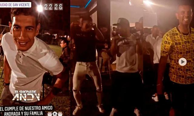 Jugadores de Boca Juniors  son captados de fiesta en plena pandemia