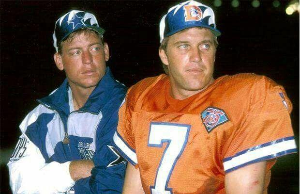 Los Quarterbacks bicampeones del Super Bowl